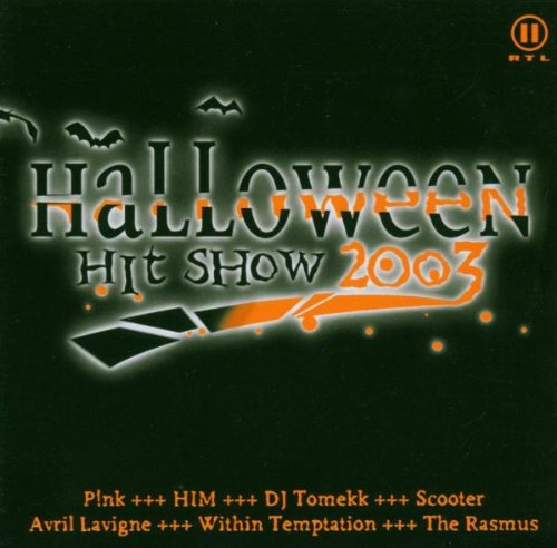 Halloween Hit Show 2003 (Halloween Passt)