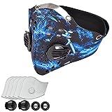 Staubdicht Maske Anti Pollenallergie für Pollenallergie Outdoor Aktivitäten