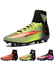 AKALI Unisex Men's AG/TF Spike Professional Football Boots