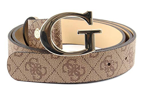 Preisvergleich Produktbild Guess Downtown Cool Adjustable Belt W90 Brown