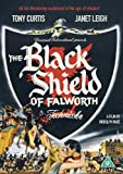 The Black Shield Of Falworth [DVD] [1954]
