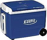 Ezetil E40 RollCooler Nevera portátil termoeléctrica 12V, color azul