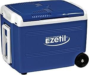 EZetil E40 RollCooler Glacière Thermoélectrique 12V bleu/bleu