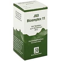 Jso Bicomplex Heilmittel Nummer 11 150 stk preisvergleich bei billige-tabletten.eu