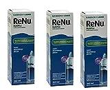 Bausch & Lomb ReNu MULTIPLUS Fresh Lens Comfort Pflegemittel für weiche Kontaktlinsen 3 x 360ml