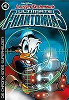 Lustiges Taschenbuch Ultimate Phantomias 04: Die Chronik eines Superhelden