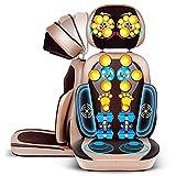 ChuanHan Zervikale Massagegerät Nacken Taille Rückenmassage Matte Startseite Multifunktionskissen Stuhlkissen Elektrische Instrument Elektro,Massagesessel,A