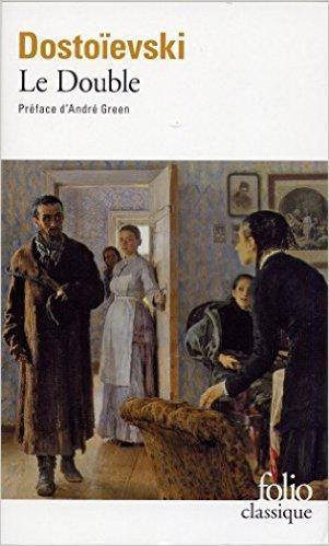 Le Double de Fédor Dostoïevski ( 2 octobre 1980 ) par Fédor Dostoïevski