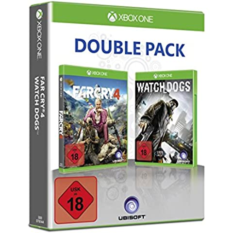 2 in 1 Pack: Watch Dogs / Far Cry 4 [Importación alemana]