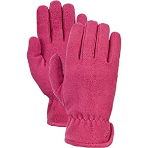 Trespass Womens/Ladies Plummet Fleece Gloves (XL) (Sangria)