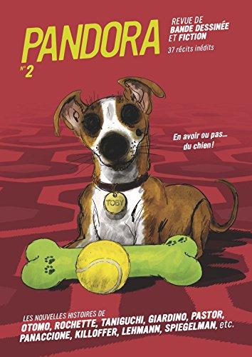 Pandora, N° 2 : En avoir ou pas... du chien ! par Collectif