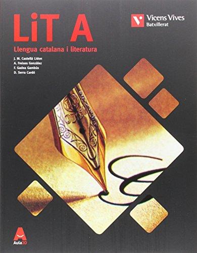 LIT A+ CREACIO LITERARIA,RECURSOSBATX) AULA 3D: LiT A Llengua Catalana I LiT - Dels Origens Al Modernisme I Sep Creac