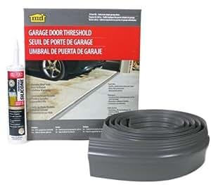 M-D Building Products 5010010-Feet kit de seuil de porte de garage de porte simple