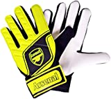 Official Football Team Children's Goalkeeper Gloves (Choose between Boys/Youth Sizes!)