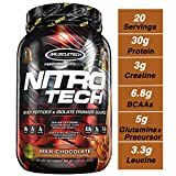 Muscletech Nitrotech Performance Series - 2lbs (Milk Chocolate)