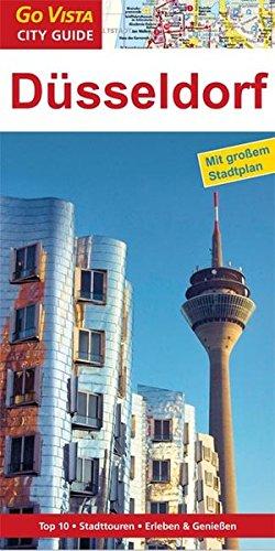 Düsseldorf: Reiseführer mit extra Stadtplan
