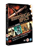 Classic Cuts Collection: Historical Epics Box Set [DVD]