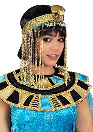 Generique - Cleopatra Kopfschmuck Gold