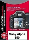 DigiCover Screen Protector Premium f/Sony Alpha