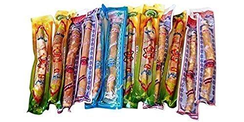 Organico erbe Miswak alta qualità (Sewak) Peelu 10bastoncini da masticare per dentale naturale e igiene