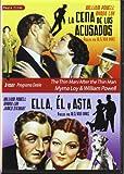 Programa Doble - Myrna Loy & William Powell (La Cena De Los Acusados + Ella,Él Y Asta) [DVD]