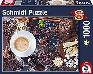 Schmidt Spiele 58293 Puzzle Puzzle - Rompecabezas (Puzzle Rompecabezas, Comida y Bebida, Adultos, Hombre/Mujer, 693 mm, 493 mm)