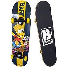 Bart Simpsons - 808950 - Skateboard Apprentissage