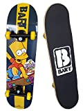 Bart Simpsons - 808950 - Skateboard Apprentissage