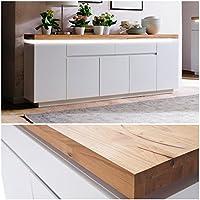 suchergebnis auf f r sideboard breite 200 cm k che haushalt wohnen. Black Bedroom Furniture Sets. Home Design Ideas