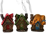 Fairy house incense burner by lisa parker - Best Reviews Guide