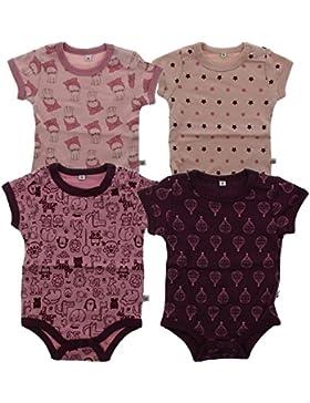 Pippi Unisex Baby Bluse Body Ss