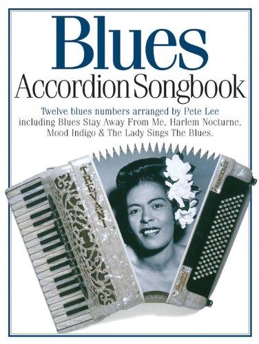 Blues Accordion Songbook - Akkordeon Noten [Musiknoten]
