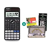 Casio FX-991DE X + Lern-CD + Geometrie-Set