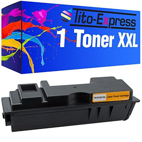 Preisvergleich Produktbild 1 Toner XXL Schwarz für Kyocera Mita TK-18 FS-1020 Copystar CS-1815 15.000 Seiten PlatinumSerie