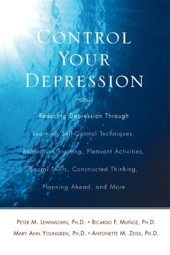 Control Your Depression, Rev'd Ed PDF Books