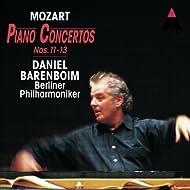 Mozart: Piano Concertos Nos 11 - 13