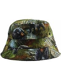 Agora Bear Bucket Hat Chapeau