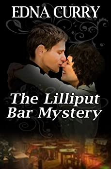 The Lilliput Bar Mystery: A Lady Locksmith cozy mystery by [Curry, Edna]