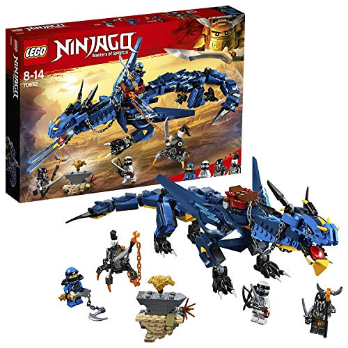 LEGO Ninjago - Dragone della tempesta, 70652