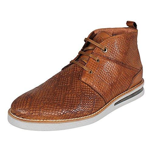 Nobrand FOXTROT Chukka Sneaker Snake , Schuhe Herren:43
