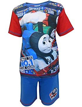 Thomas the Tank Engine Pijama shortie niño