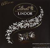 Lindt & Sprüngli Lindor Päsent Box, Dark 60%, 2er Pack (2 x 186 g)