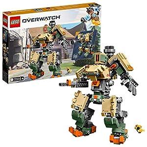 LEGO Overwatch Bastion Configurabile in Modalità Ricognizione e Modalità Sentinella, Modello Collezionabile da…  LEGO