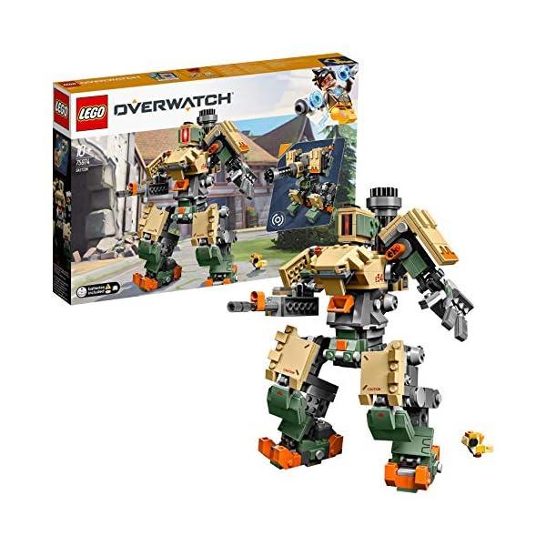 LEGO-Overwatch-Bastion-75974