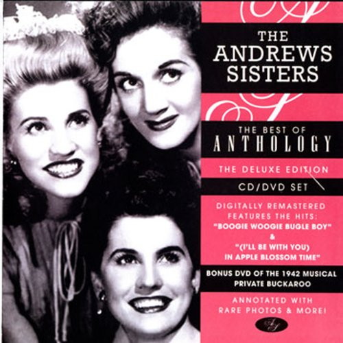 The Andrew Sisters Medley Of Hits: Bei Mir Bist Du Schön / (I'll Be With You) In Apple Blossom Time / Pennsylvania Polka