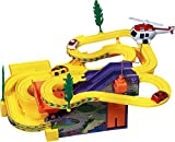 Hariom Enterprise Track Racer Racing Car Set (Multicolour)