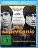 DVD Cover 'Oasis: Supersonic [Blu-ray]