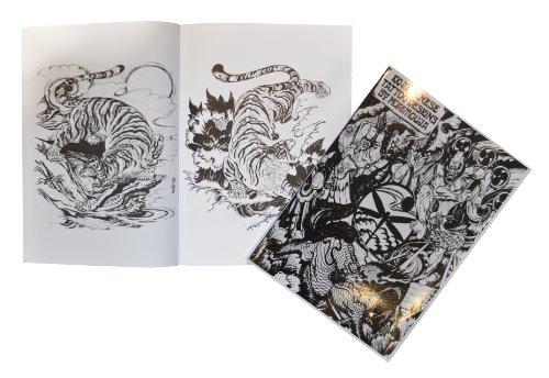 Tattoo-Buch - 100 Japanisch Designs von Horimouja (Tattoo Book) (Stammes Maske Tattoo)