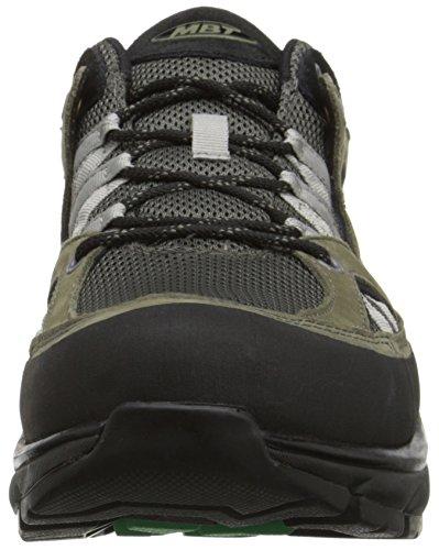 MBT 700717 HODARI GTX verde scarpe uomo fitness goretex Fango
