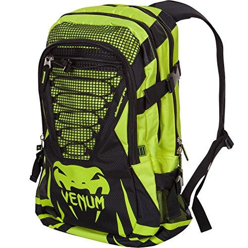Venum Challenger Pro Zaino Casual, 50 cm, 22 litri, Giallo Neon